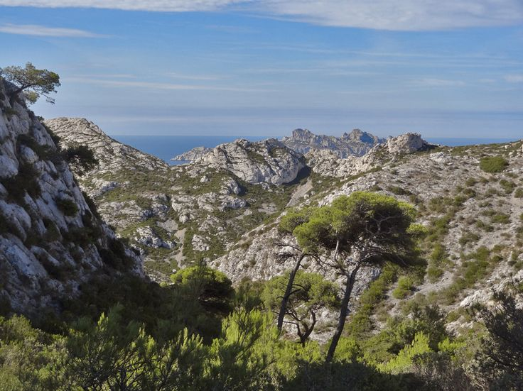 www.aprettyidea.com - Calanques of Marseille