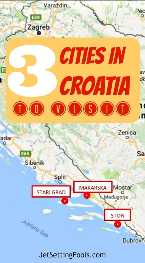 We've seen more of Croatia than most tourists, yet we continue to be lured back to the country by the diverse and picturesque landscapes we have yet to discover and the warm and welcoming people we know we'll meet there.  In 2017, we've zeroed in on three cities in Croatia to visit: Stari Grad, Makarska and Ston.