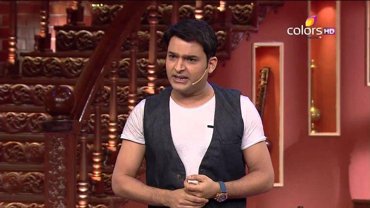 Comedy Nights With Kapil - Sonakshi Sinha & Drashti Dhami - 8th June 201...