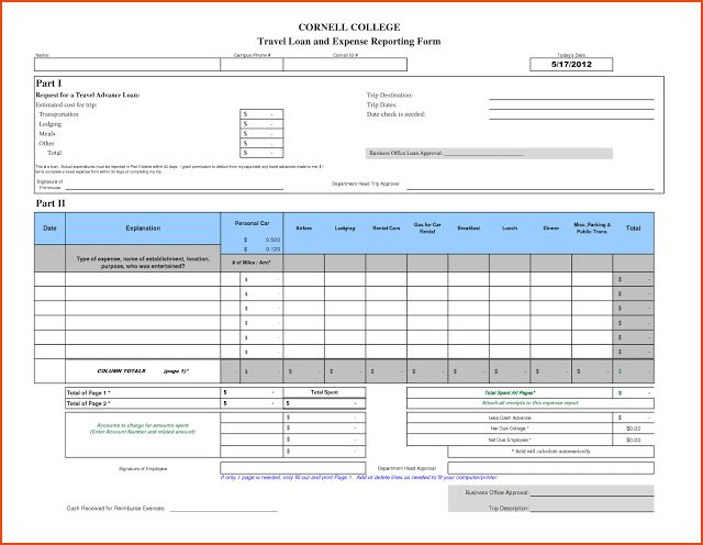 Best Expense Approval Template Images On