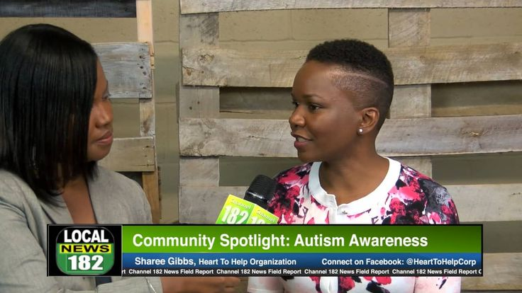 """Let's Talk America With Host Shana Thornton & SCBTV 182 News keep you informed. Check out the latest edition of """"IN THE NEWS"""" featuring an interview with the founder of Heart To Help, an organization committed to bringing awareness to autism."""