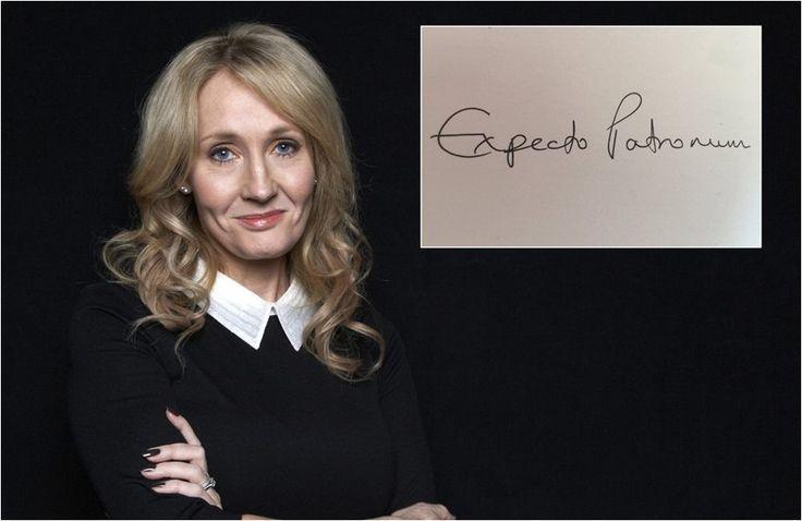 """A autora da saga """"Harry Potter"""", J.K. Rowling, sempre se mostra bastante carinhosa com os fãs, principalmente pelas redes sociais, onde está sempre em contato com eles. Por isso, ao receber uma mensagem de uma fã com depressão no Twitter, Rowling não pensou duas vezes em fazer o mínimo para ajudar, escrevendo à mão o …"""