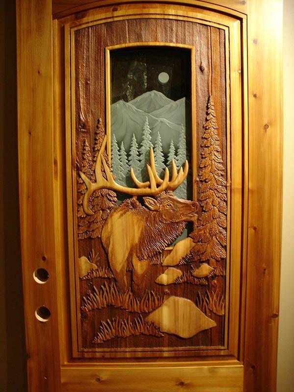 Beautiful Carved Wood Doors92 best Beautiful Carved Wood Doors images on Pinterest   Carved  . Exterior Wooden Door Plans. Home Design Ideas