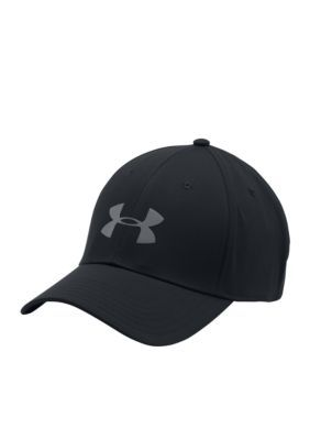 Under Armour Men's Storm Headline Cap - Black/White/Graphite - L/Xl