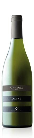 Our White Jewel ORHORA  85%Verdicchio, Sauvignon Blanc and Viognier  Orhora  is a tipical summer wine very fresh and fruty,