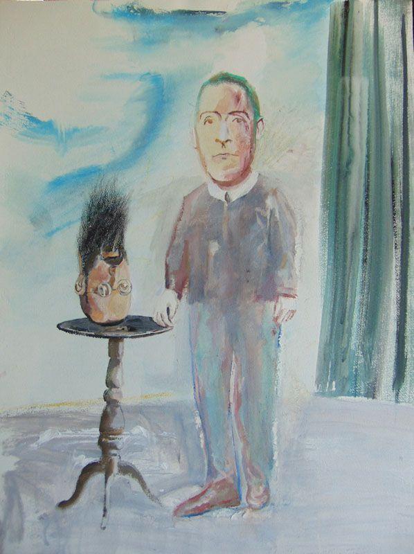 "Serie Taschen .2015 ""Georg Baselitz&Jean Charles Blais"""