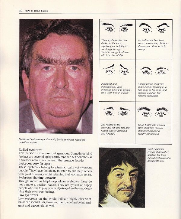 how to make a good eyebrow shape
