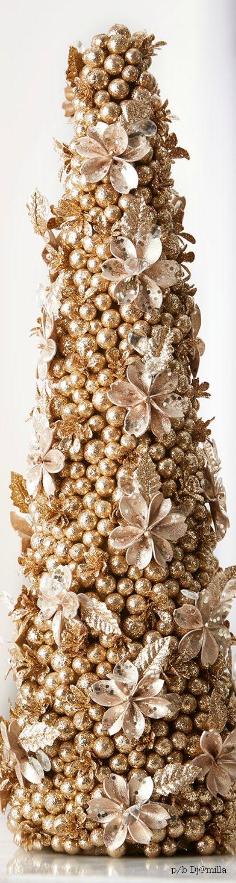 best 25 champagne christmas tree ideas on pinterest