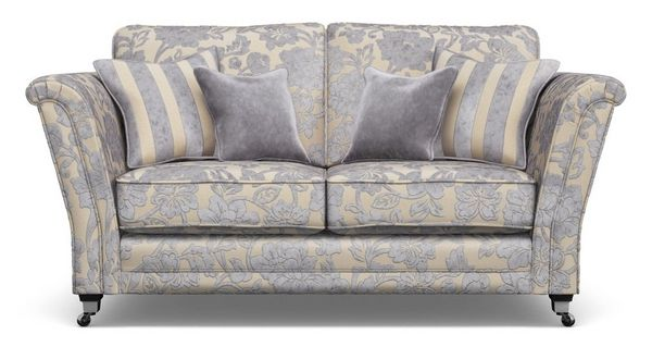 Hogarth Floral 2 Seater Sofa