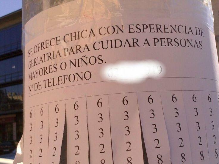 """Vía P.Armesto. Cartel visto en Ponferrada, León. En """"esperencia"""" se muestra de forma gráfica la realización de x como /s/ al preceder a una consonante. La omisión de """"i"""", [j], puede deberse a un error por descuido,   o bien a la disimilación de las dos /i/."""