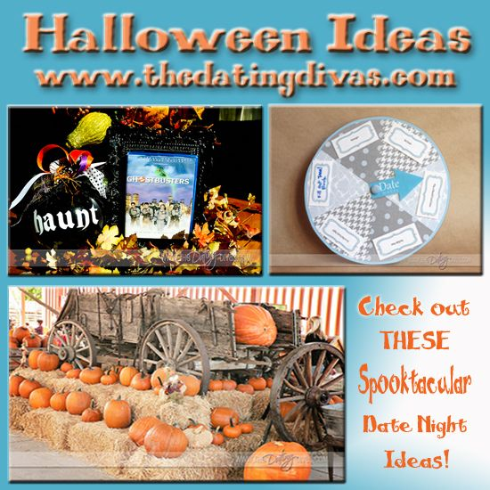 Halloween Date Night Ideas that are easy and inexpensive! #Halloween #date ideas