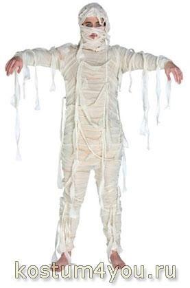 Как сделать костюм на хелуин в школу из подручных материалов