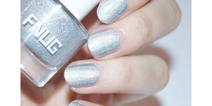 Wie machst du holographische Nagellacke?