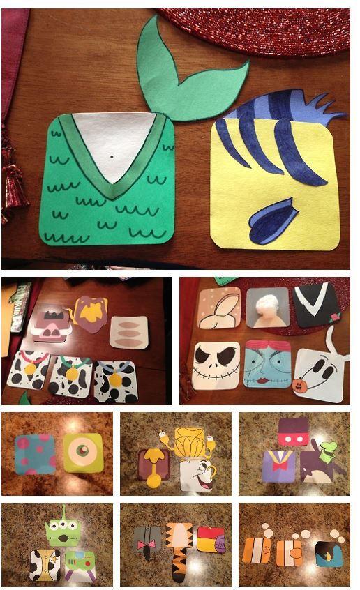 Disney door decs! Super cool idea!  sc 1 st  Pinterest & 77 best Door Decs images on Pinterest | DIY Cards and College ready pezcame.com