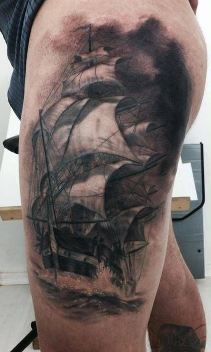 10 images about tattoos on pinterest sleeve pirates and tattoo sleeves. Black Bedroom Furniture Sets. Home Design Ideas