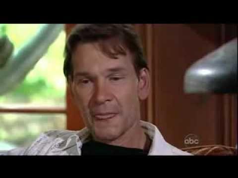 Patrick Swayze (cancer) on Barbara Walters Special