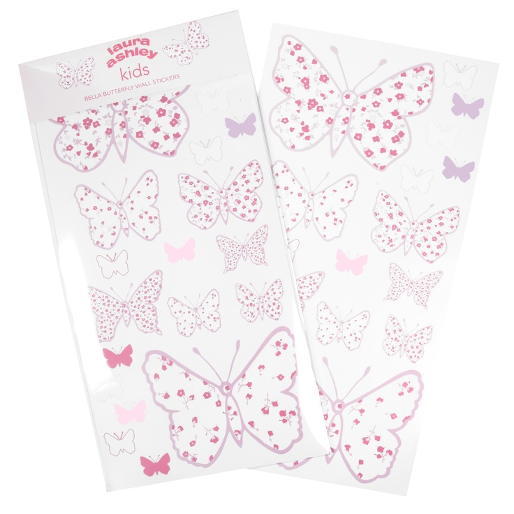 Bella Butterfly Sticker Pack