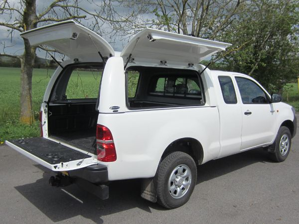 The Avenger Professional is the ultimate in the working/commercial canopy whilst still offering gently & 11 best 4x4 Hardtops u0026 Canopies images on Pinterest | Canopies ...