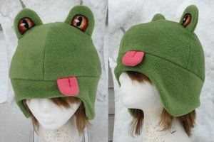 cool fleece hat ideas