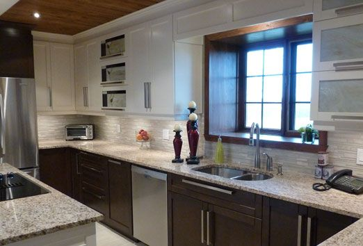 Armoires et comptoirs de cuisine : Armoires BMS