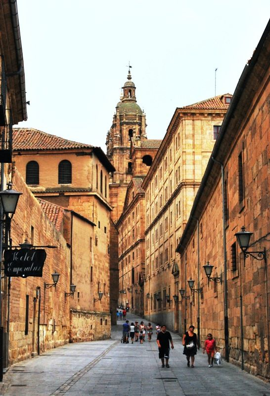 Salamanca, Spain  | by Claire Fuller |
