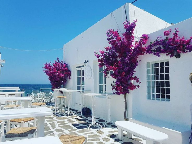 Pure 📍 Paros island (Πάρος) 🇬🇷
