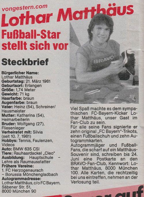 vongestern Blog: Stars von gestern vorgestern: Steffi Graf '85/'86