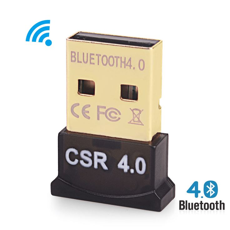 Sans fil USB Bluetooth Adaptateur V4.0 Bluetooth Dongle Musique Son Récepteur Adaptador Bluetooth Émetteur Pour Ordinateur PC Portable