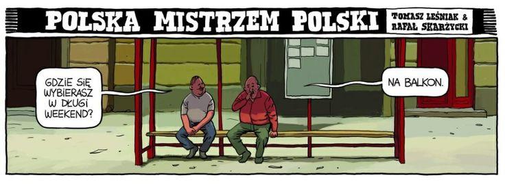 Zdjęcie numer 51 w galerii - Polska mistrzem Polski