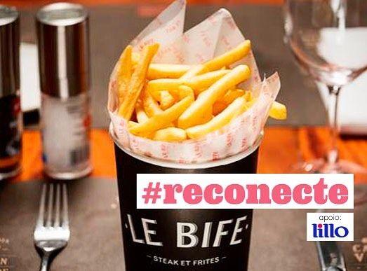Para quem estiver em São Paulo no Dia das Crianças o chef mais querido pela criançada Erick Jacquin preparou um menu especial no restaurante dele o Le Bife. Além disso quem passar por lá poderá saborear um delicioso picolé Diletto por conta da casa! #ReConecte #Lillo #DiadasCrianças