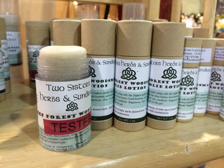 Super silky solid lotions by Sierra Lewis, Two Sisters Herbs & Sundries