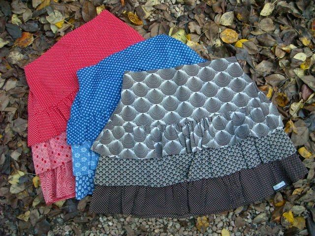 Shweshwe skirts!