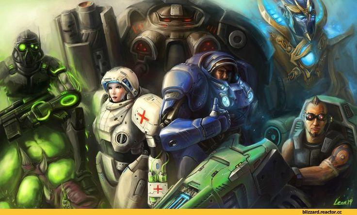 Starcraft,Старкрафт,Игры,Starcraft 2,Игровой арт,game art,Terran,Zerg,Зерги,Protoss,Протоссы,Ghost (SC),Starcraft Units,Medic (SC),Marine (SC),Maraduer (SC),High Templar,Vulture (SC),Blizzard,Blizzard Entertainment,фэндомы,Starcraft Art,Starcraft расы