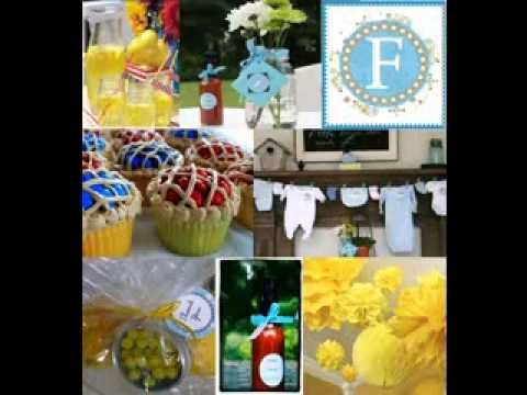 baby q shower baby shower themes baby shower ideas summer baby showers