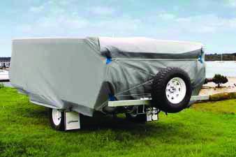 Camec Premium Plus Camper Trailer Cover C14CTCV Fits Camper 12'-14' 3.7M-4.3M