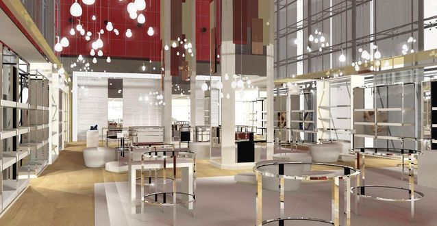 French luxury retailer Lafayette launches shoe concept in Dubai Mall | Design…