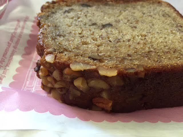 Starbucks Copycat Banana Bread -here's the recipe!