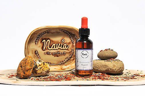 Regeneračný vlasový olej