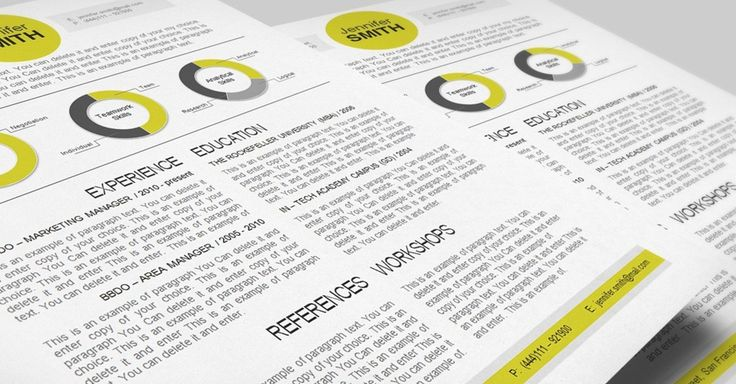 Resume writing tips for a short resume that shows off your skills and gets an employer's attention.