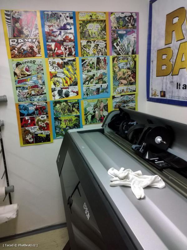 "analog!BROS - 44"" Print"