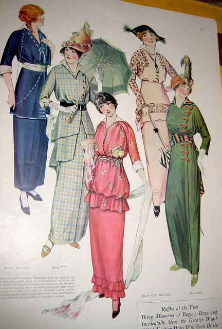 1914 Fashions | Flickr - Photo Sharing!