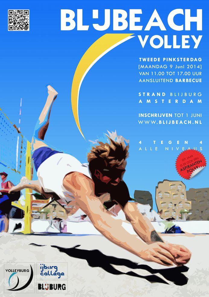 Poster - Blijbeach 2014