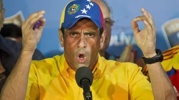 Henrique Capriles: El golpe sigue pero la lucha también - http://www.notiexpresscolor.com/2016/10/29/henrique-capriles-el-golpe-sigue-pero-la-lucha-tambien/