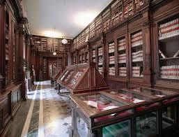 Un'Immagine della Biblioteca Nazionale di Napoli!!!