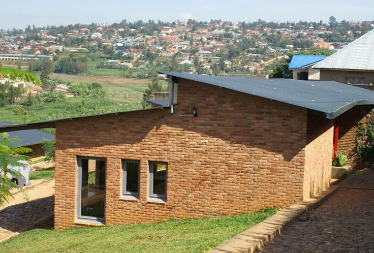 Aga Khan 2013, i finalisti: Mass Design Group, scuola elementare di Umubano, Kigali, Rwanda