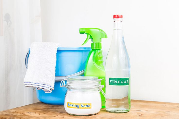 Vinegar - Your one stop shop for just about everything in the home!