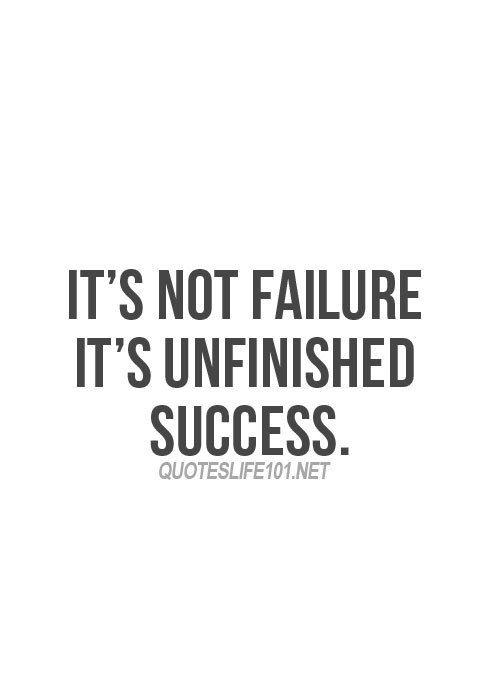 Unfinished Success. #HealthyEating #GetStrong #YouCanDoIt #SelfMotivation #Fitness #GetFit #GoalSetting