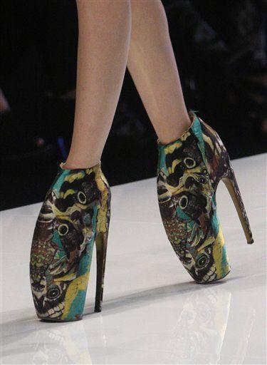El espacio de Jessica: Los 20 zapatos raros que más me gustan