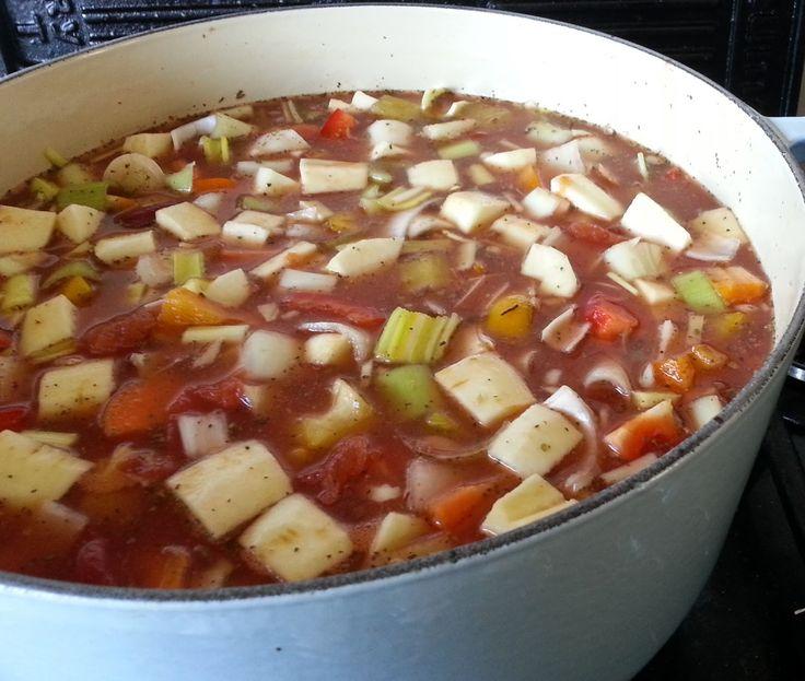 Slimming World Delights: Super Speed Soup