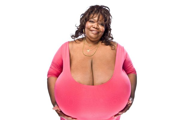 Largest natural breasts - Size - Explore Records - Guinness World Records